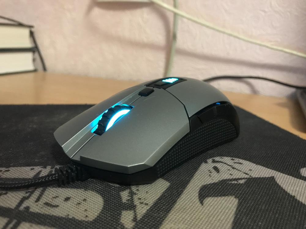 EpicGear Morpha X — обзор необычной мышки со сменным корпусом, сенсором и свичами