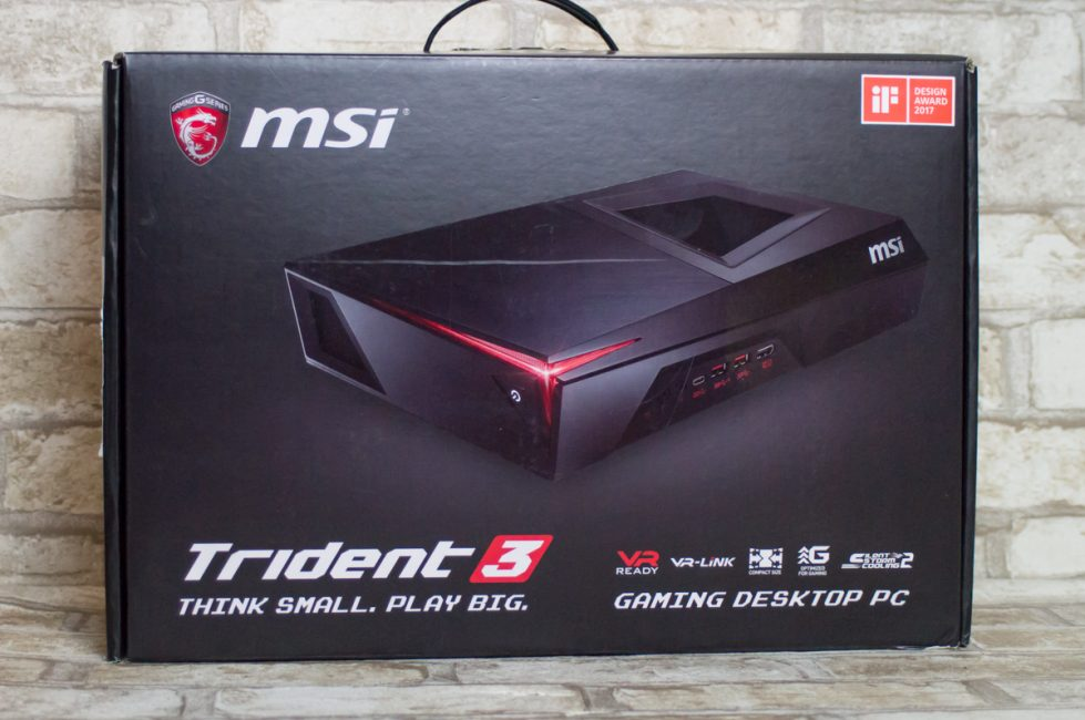 MSI Trident 3 26