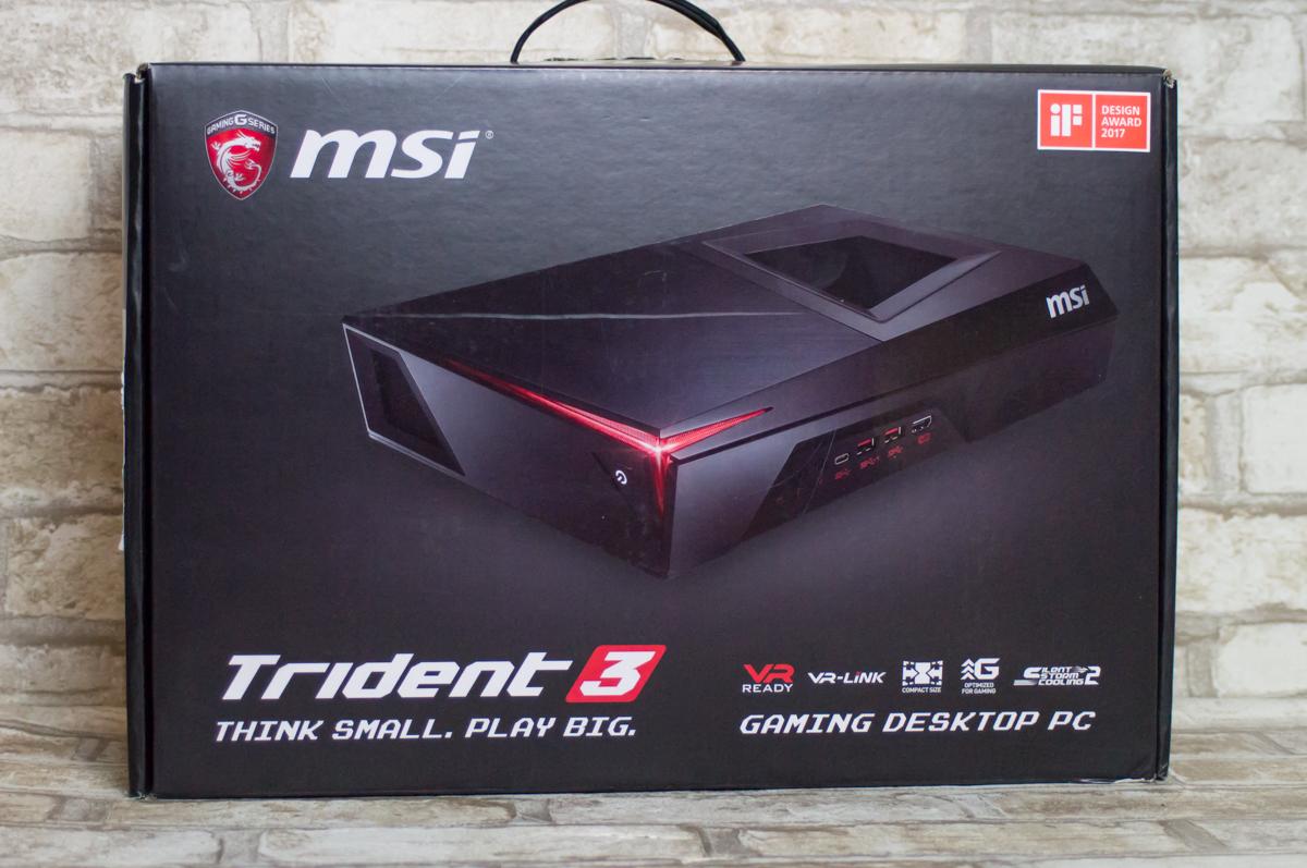 MSI Trident 98
