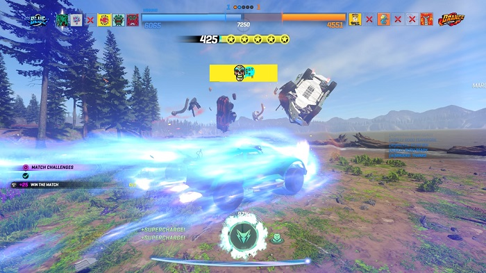 Обзор Onrush – Полноприводный конкурент Overwatch от создателей MotorStorm