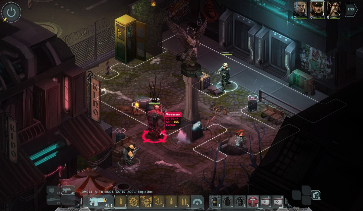 Shadowrun Dragonfall