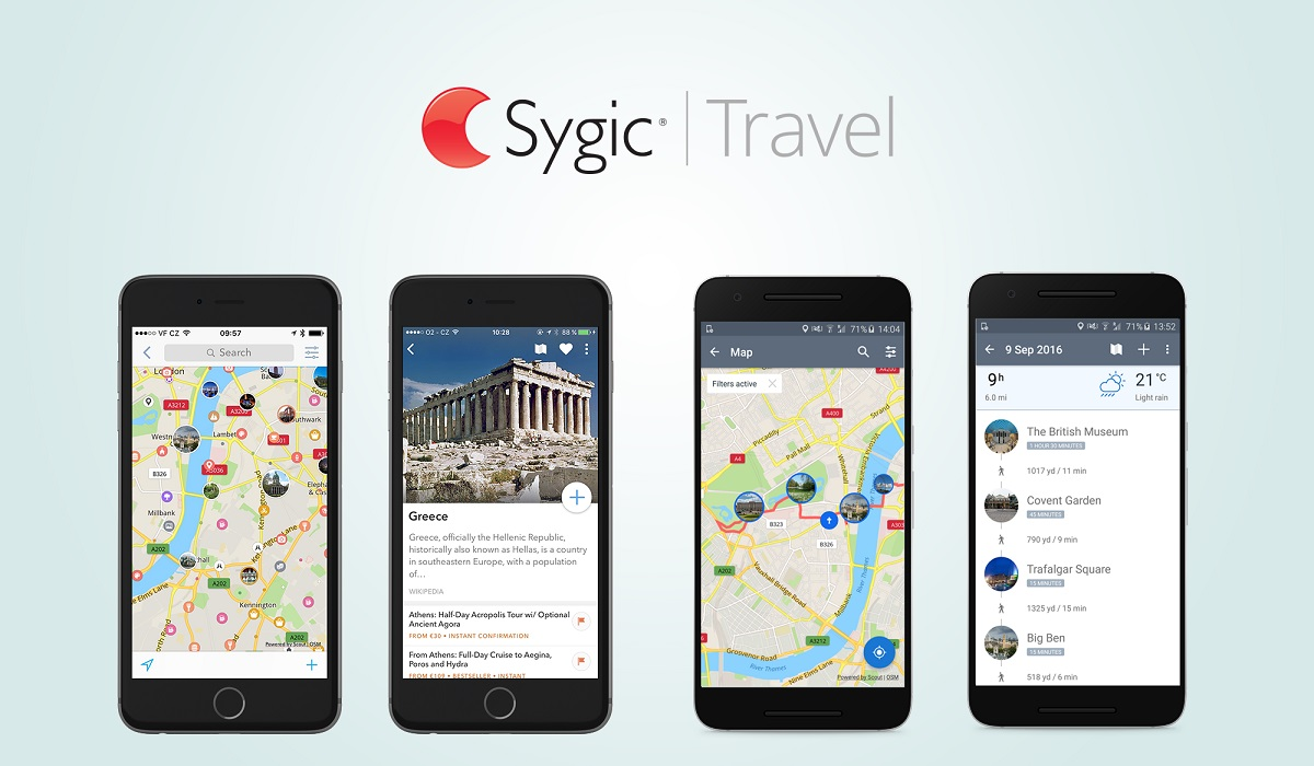 Sygic Travel