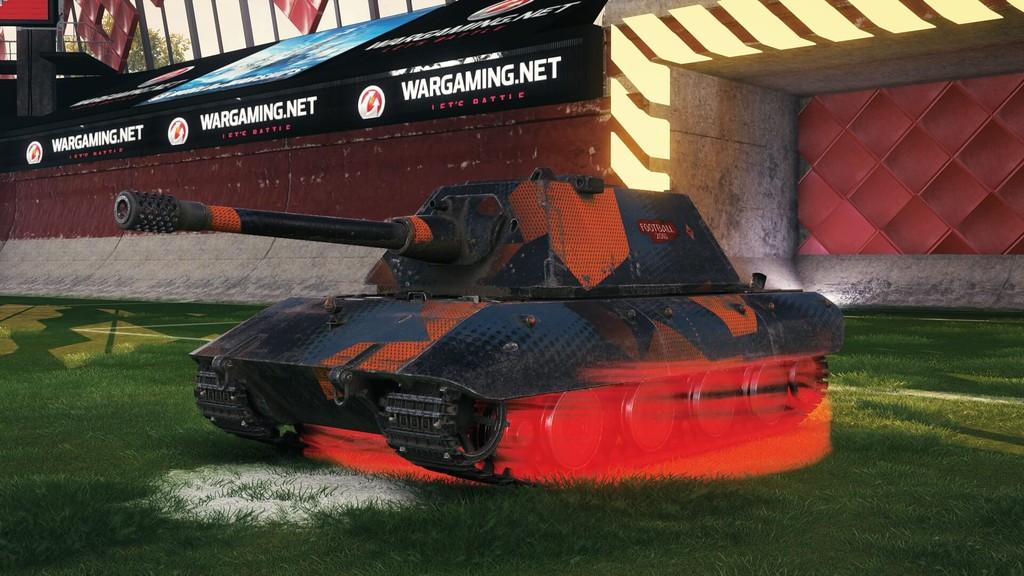 В World of Tanks анонсирован танковый футбол с Джанлуиджи Буффоном