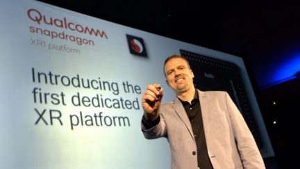 Компания Qualcomm создаёт SoC Snapdragon 1000 для конкуренции с Intel