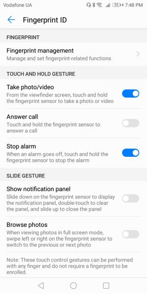 How to change lock screen photo on huawei y645