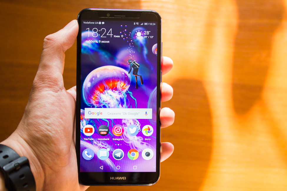 Huawei Y6 Prime 2018 review – Balanced mid-ranger