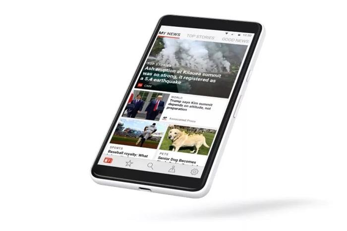 Microsoft News получил ребрендинг на мобильных устройствах