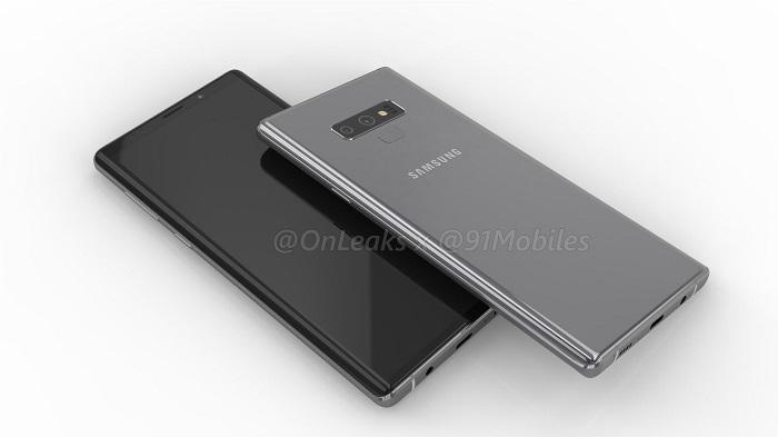 Galaxy Note 9 будет очень дорогим