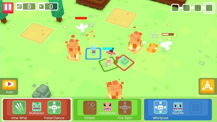 Устали от Pokémon GO? Новая Pokémon Quest уже доступна для скачивания