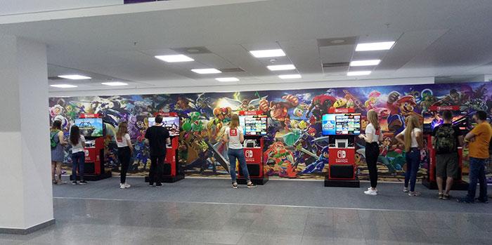 Репортаж с закрытого показа Nintendo E3 Lineup – Оцениваем новинки первыми