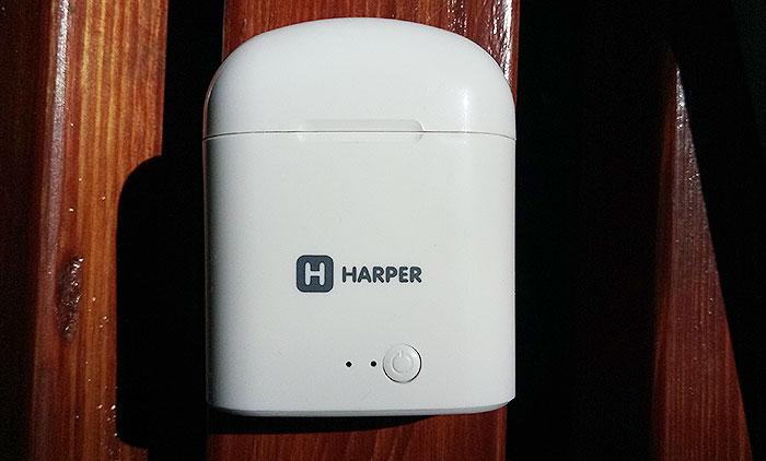 Harper HB-508