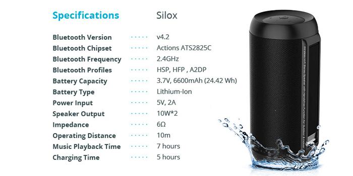 Promate Silox