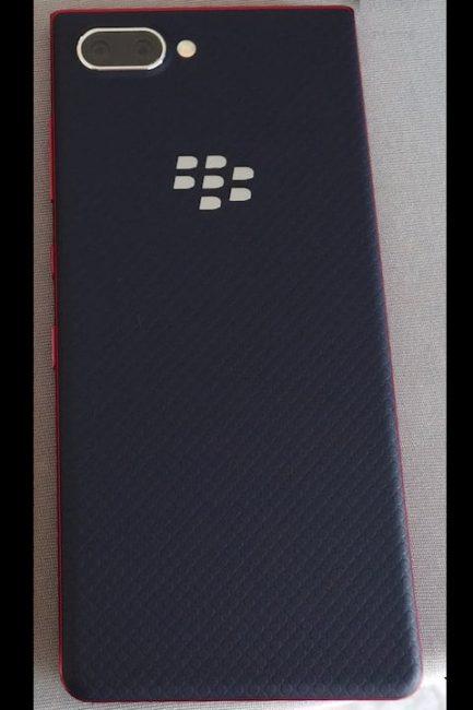 BlackBerry готовится анонсировать удешевлённую версию KEY2 с QWERTY-клавиатурой