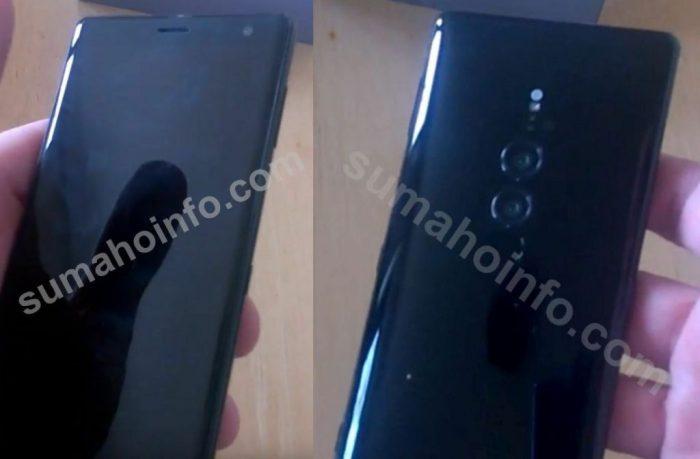 Sony тестирует смартфон на базе Snapdragon 855