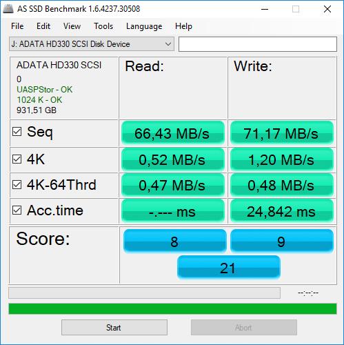 ADATA HD330 1TB 2