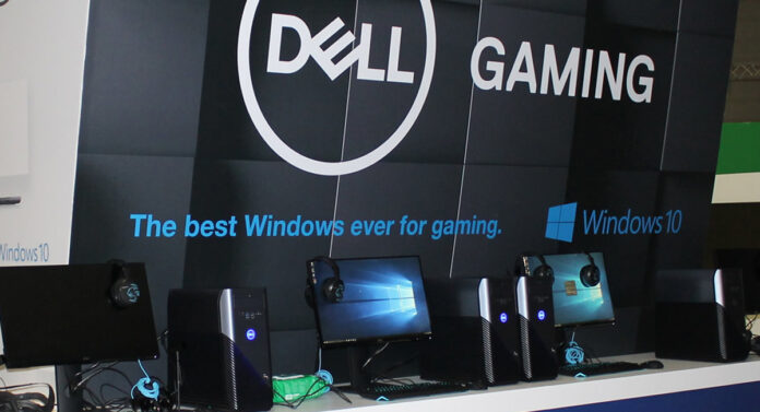 Dell at Gamescom 2018