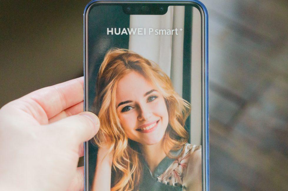 Huawei P Smart + Ukraine 48