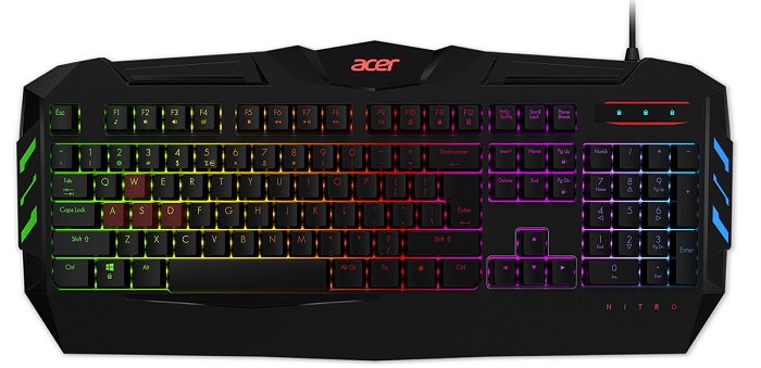 Nitro Keyboard