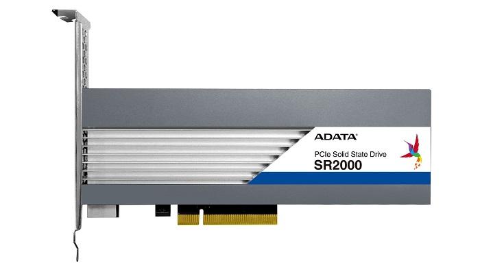 Компания ADATA представит новые накопители на Flash Memory Summit 2018