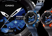 Casio Pro Trek Smart WSD-F30