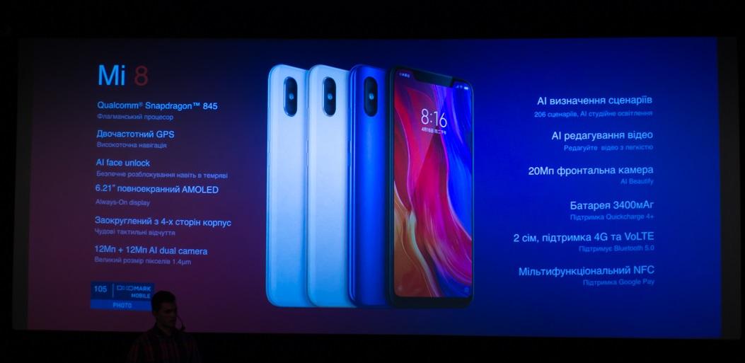Xiaomi Mi A2 and Mi A2 Lite Ukraine 560