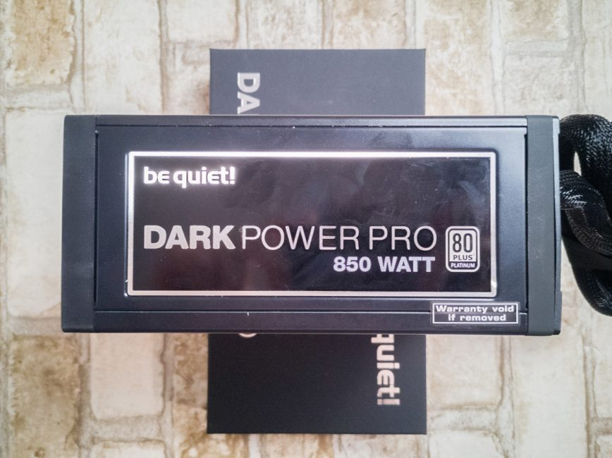 be quiet! Dark Power Pro 11 35