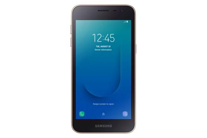 Samsung показала Galaxy J2 Core – свой первый смартфон на базе Android Go