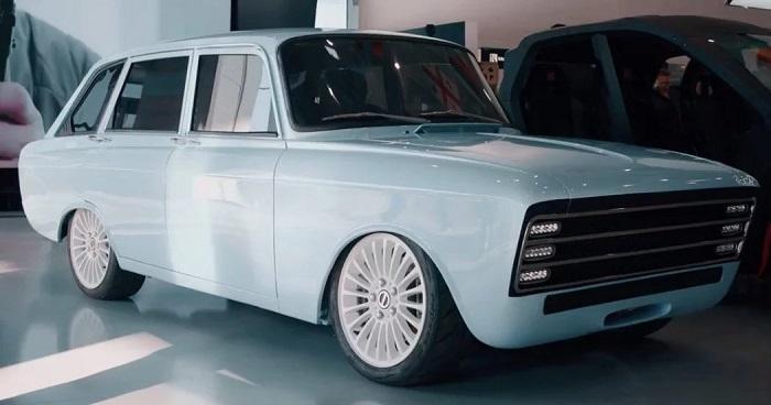 «Калашников» выпустил свой аналог электромобилей Tesla с нелепым дизайном