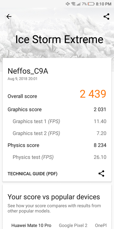 TP-Link Neffos C9A