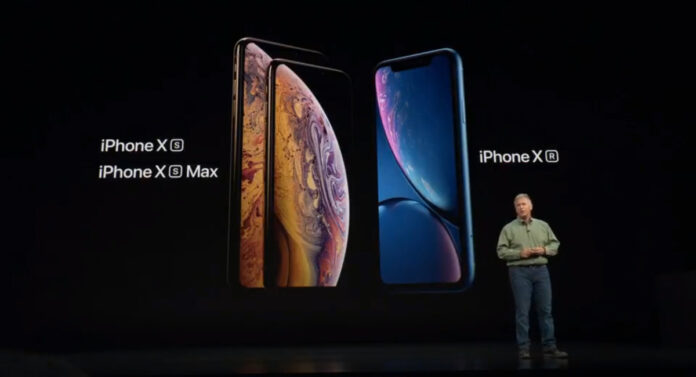 iphone xs presentation