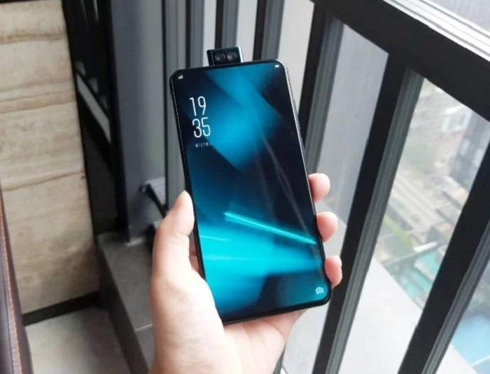 Elephone PX – безрамочный смартфон с двойной камерой-перископом