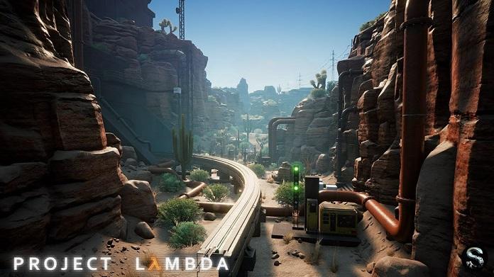 Шанувальники працюють над рімейком Half-Life на движку Unreal Engine 4