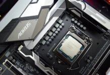 Intel Core i7 9700K Geekbench
