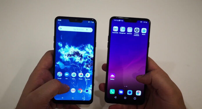 LG G7 One Fit