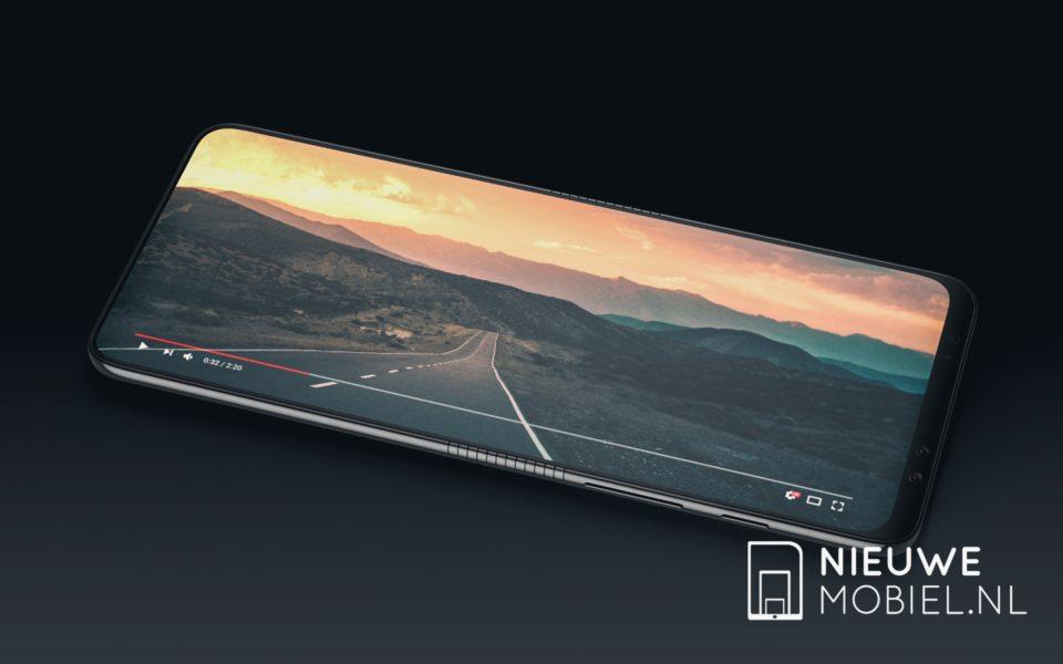Samsung Foldable Phone, сгибаемый смартфон