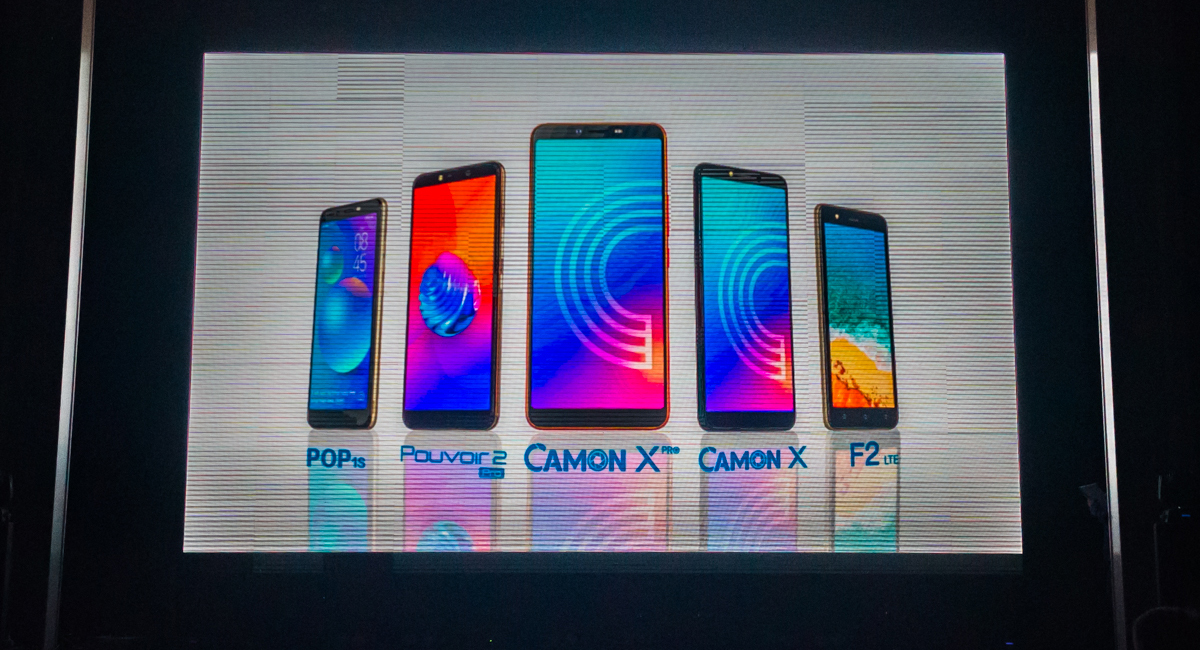 Відео: Tecno Mobile - Новий бренд смартфонів на ринку Україні