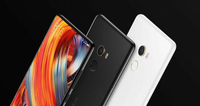 Xiaomi Mi Mix 2 MIUI 10