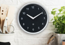Amazon Echo Wall Clock Alexa