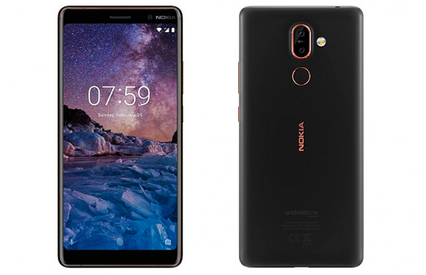 Android Pie 9.0 Nokia 7 Plus