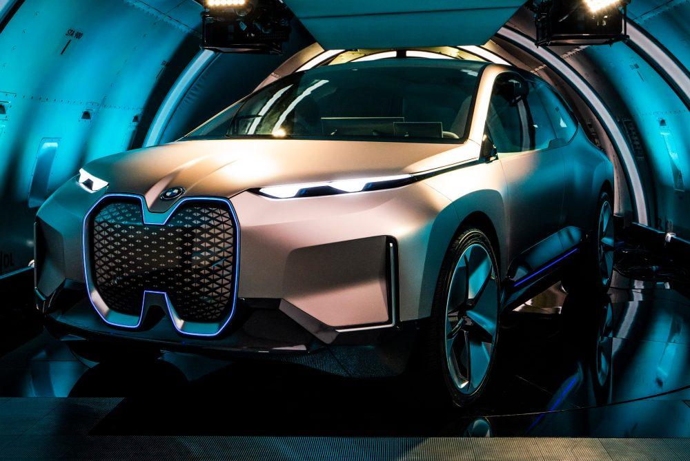 BMW iNEXT концепт