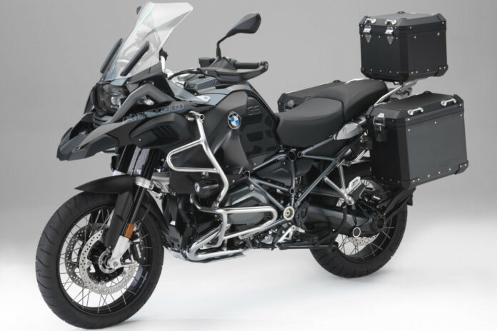 BMW Motorrad self-driving motorcycle