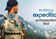 eneloop ambassador tour
