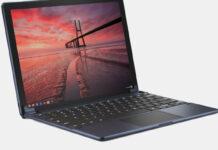 Google 2-in-1 laptop Chrome OS Pixel Slate
