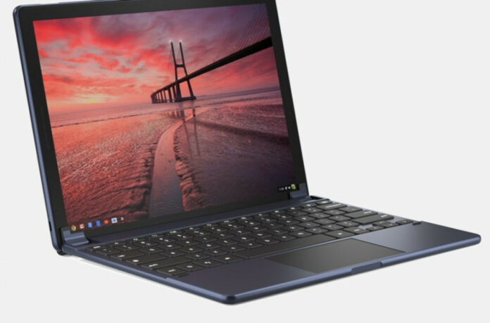 Google 2-in-1 laptop Chrome OS Pixel Slate