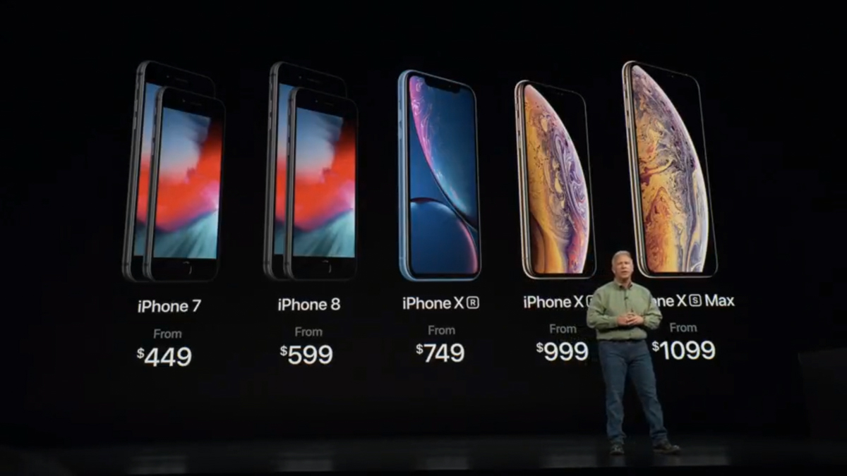 Apple iPhone Xs Xs Max Xr