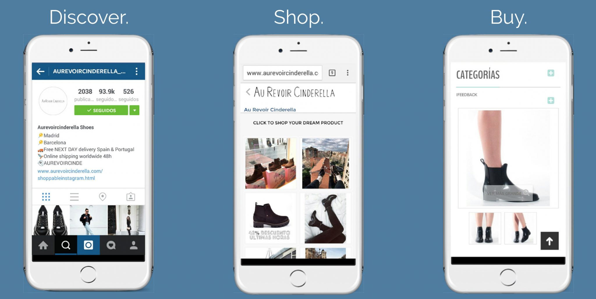 Instagram IG Shopping app
