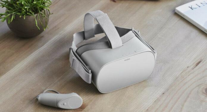 Oculus GO VR Youtube