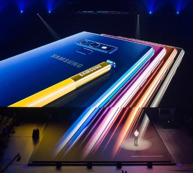 Samsung запускает проект Galaxy Note 10 под кодовым названием da Vinci