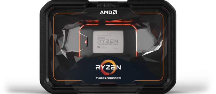 AMD Ryzen Threadripper 2970WX 2920X