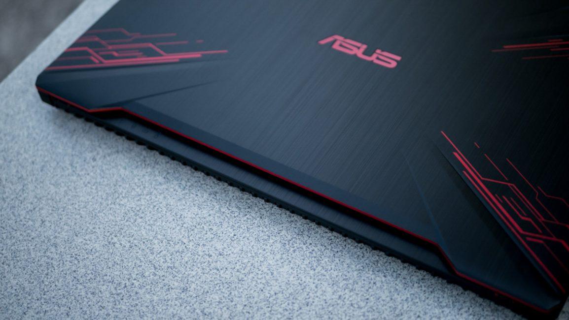 ASUS FX504